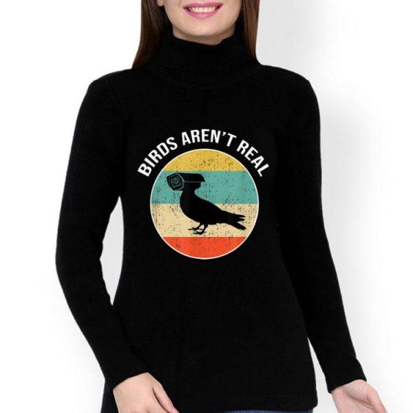 Birds Arent Real Vintage shirt