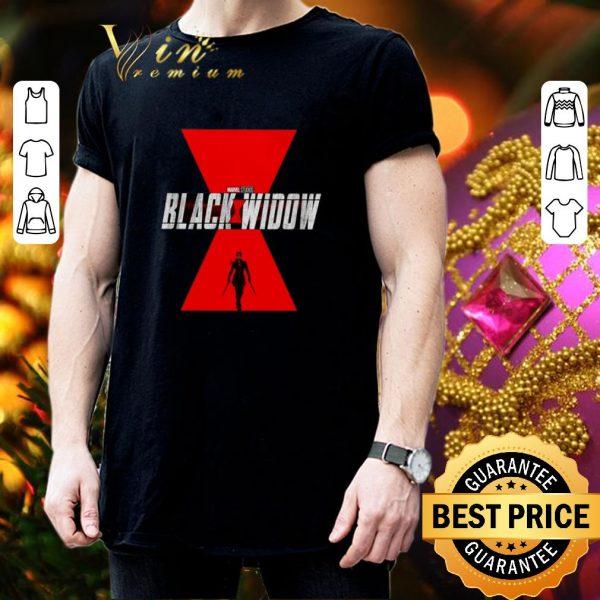 Cheap Marvel Black Widow Starring Scarlett Johansson shirt