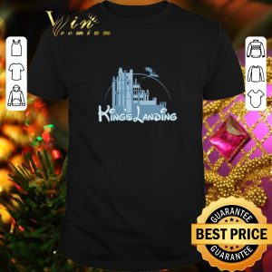 Funny Game Of Thrones King's Landing shirt