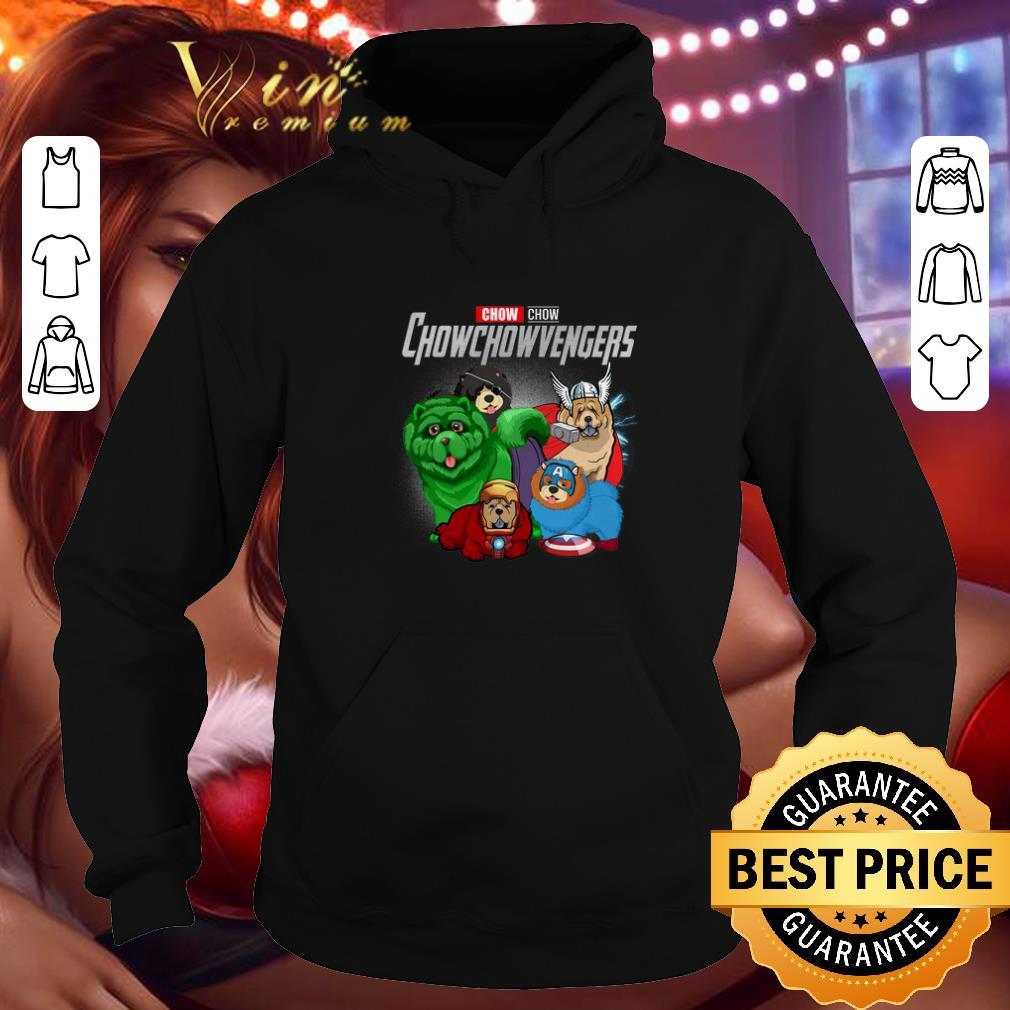 Funny Marvel Chow Chowchowvengers Avengers Endgame shirt 4 - Funny Marvel Chow Chowchowvengers Avengers Endgame shirt