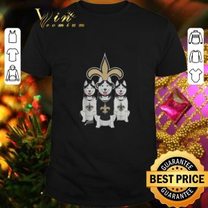 Funny New Orleans Saints Husky shirt