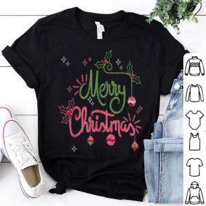 Nice Merry Christmas Gifts Tree Xmas Family Holidays Gift Tee sweater