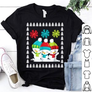Official Funny snowmen ugly christmas gift sweater