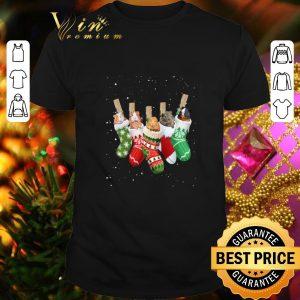 Premium Guinea Pig socks Christmas shirt