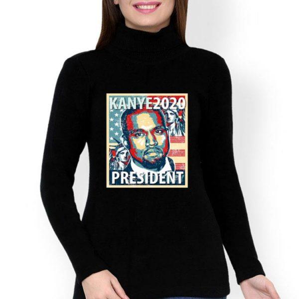Kanye 2020 Yeezy Kanye For President shirt