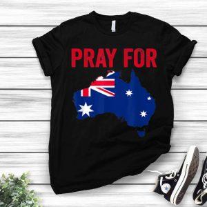 Pray For Australia shirt