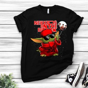 Star Wars Baby Yoda New Kids On The Block shirt