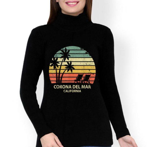 Vintage Beach California Corona Del Mar shirt
