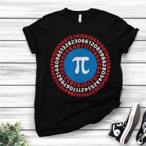 Captain Pi Superhero Pi Day 2020 shirt