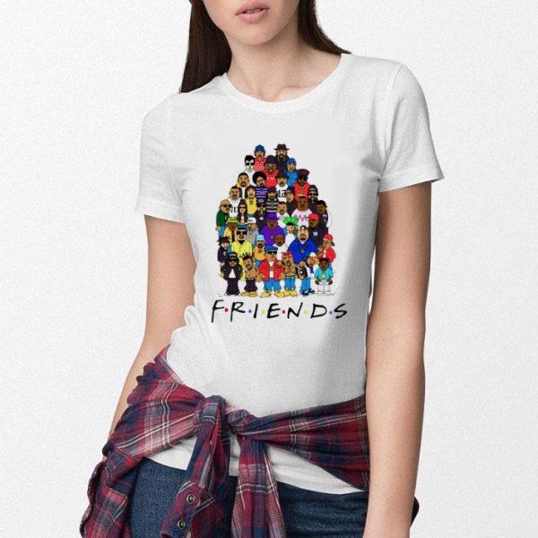 Cheap Black Legends Rapper's Last Supper Friends shirt