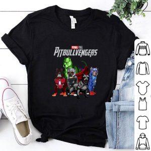 Cheap Pitbull Pitbullvengers Avengers Endgame MCU shirt