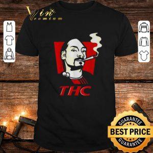 Cheap Snoop Dog smokes THC shirt