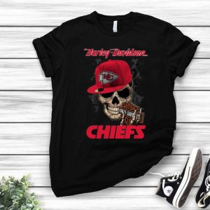 Motor Harley Davidson Cycles Kansas City Chiefs shirt