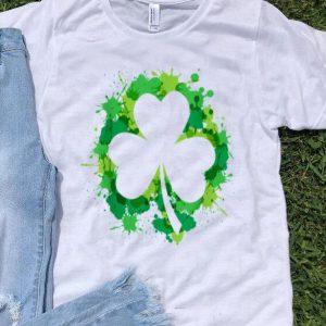 Top Shamrock For Good Luck - Saint Patricks Day shirt
