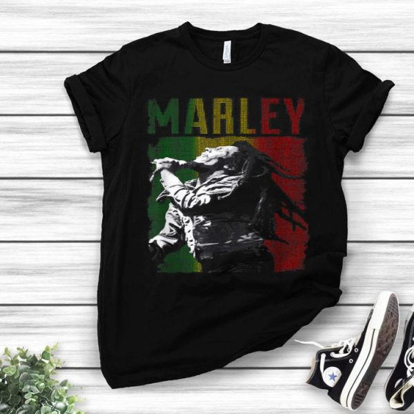 Vintage Bob Marley Thank You For The Memories shirt