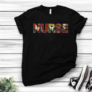 Women Superheroes MCU Marvel Nurse shirt