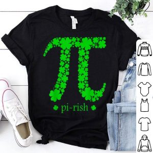 Awesome Pi-rish Funny Pi Day, St Patrick's Day shirt