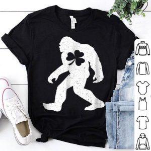 Original Bigfoot St Patrick's Day Bigfoot Birthday Gifts shirt