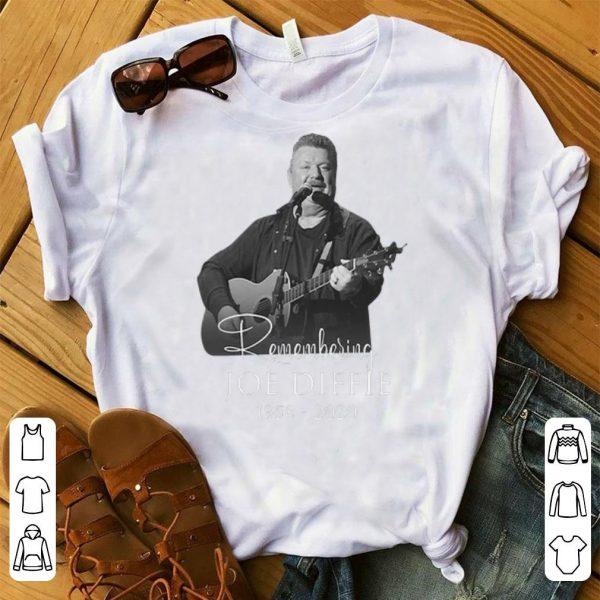 Hot Remembering Joe Diffie 1958 - 2020 Signature shirt