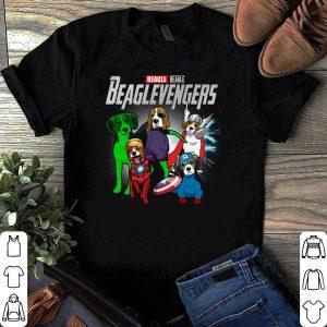 Beaglevengers Beagle version shirt