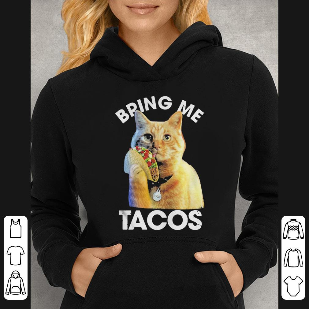 Captain Marvel Goose the cat Bring me tacos shirt 4 - Captain Marvel Goose the cat Bring me tacos shirt
