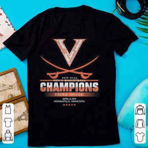 Men's Basketball Champion Virginia Cavaliers shirt