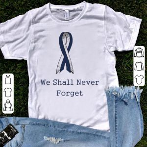 Remembering Columbine we shall never forget shirt