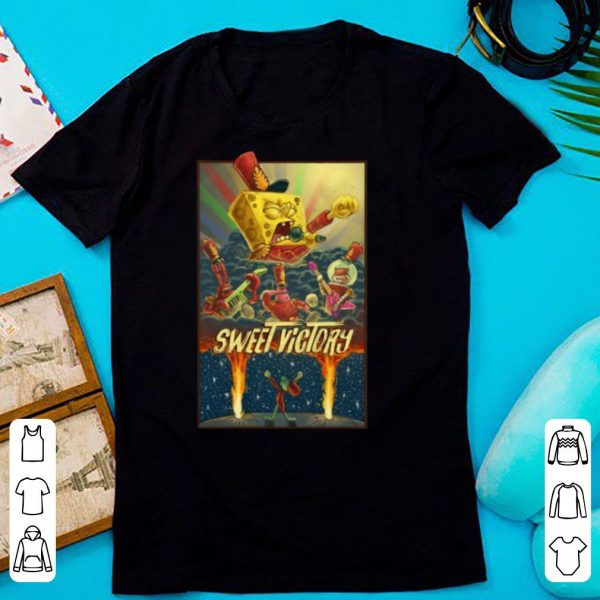 Spongebob Sweet Victory shirt