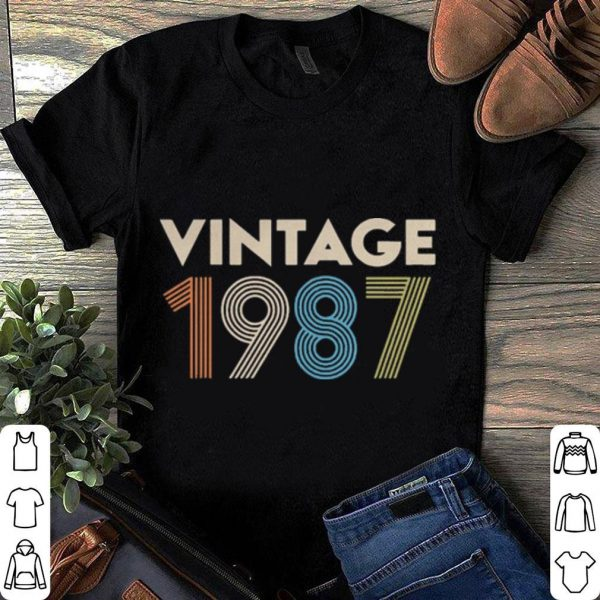 Vintage 1987 shirt