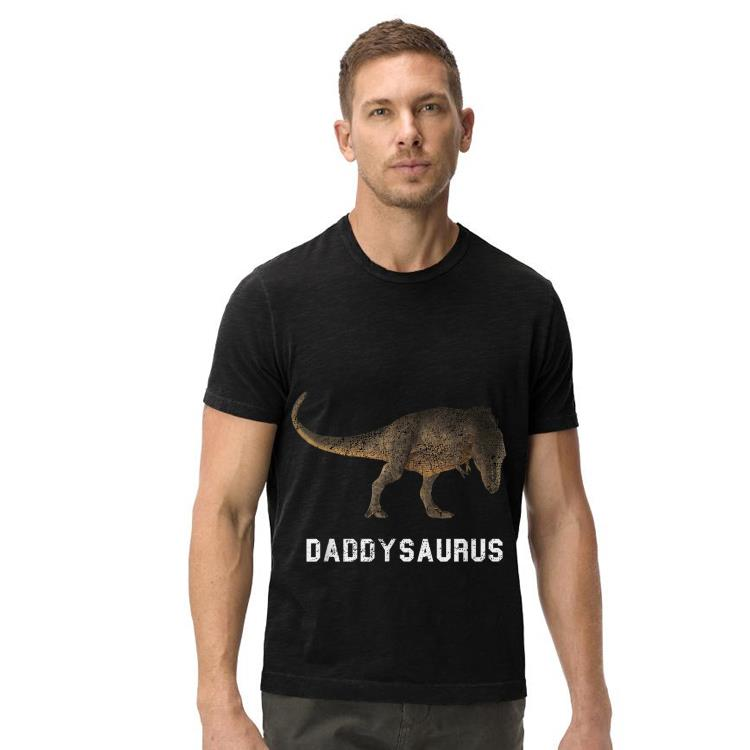 Daddys Saurus T rex Fathers Day shirt 4 - Daddys Saurus T-rex Fathers Day shirt