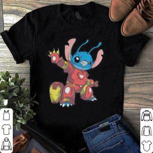 Iron Man Tony Stitch shirt