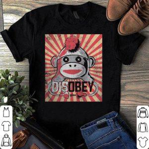 Monkey DisObey shirt
