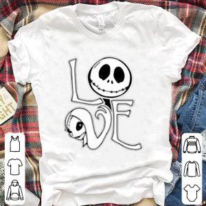 Skeleton love shirt