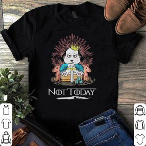 Snoopy Not Today GOT shirt