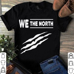We The North Basketball Dinosaur Claws shirt