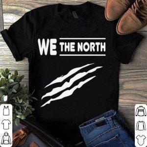 We The North Basketball Dinosaur Claws shirt