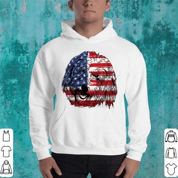 Funny Coton De Tulear American Flag 4th Of July Shirt