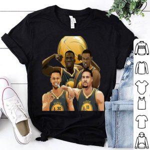 Golden State Warriors Basketball Team Shirt