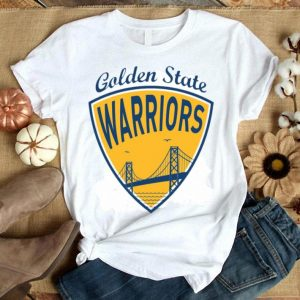 Golden State Warriors Sheild Shirt