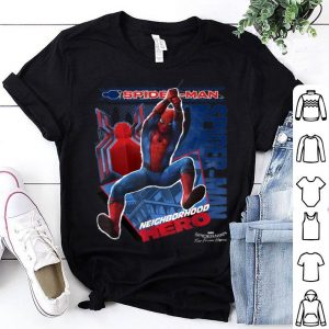 Marvel Spider-man Far From Home Coming In Hot! Graphic Shirt