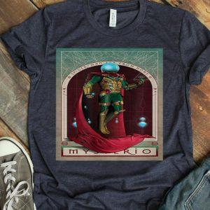 Marvel Spider-man Far From Home Mysterio Tarot Card Shirt