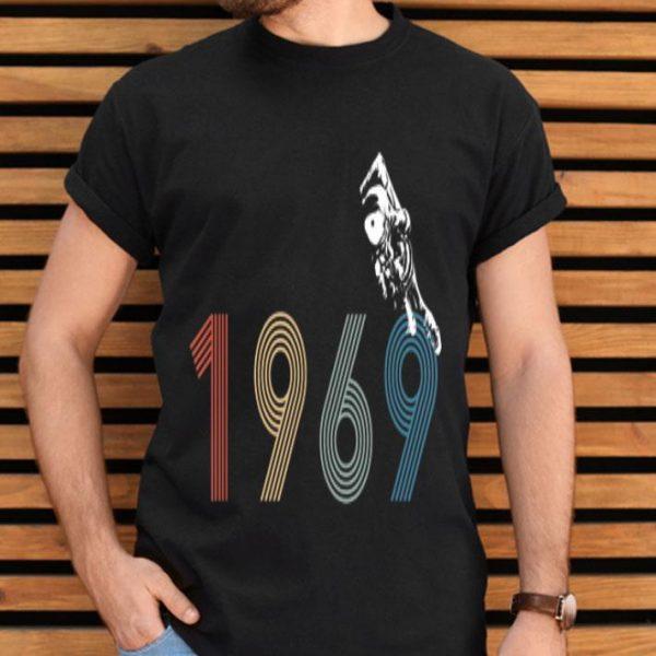 50th Anniversary 1969 Birthday Moon Landing Astronaut shirt