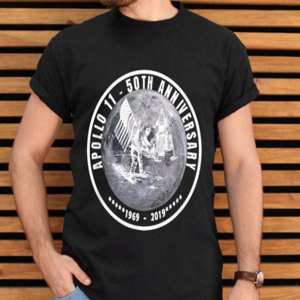 50th Anniversary Apollo 11 Moon Landing Celebrate shirt