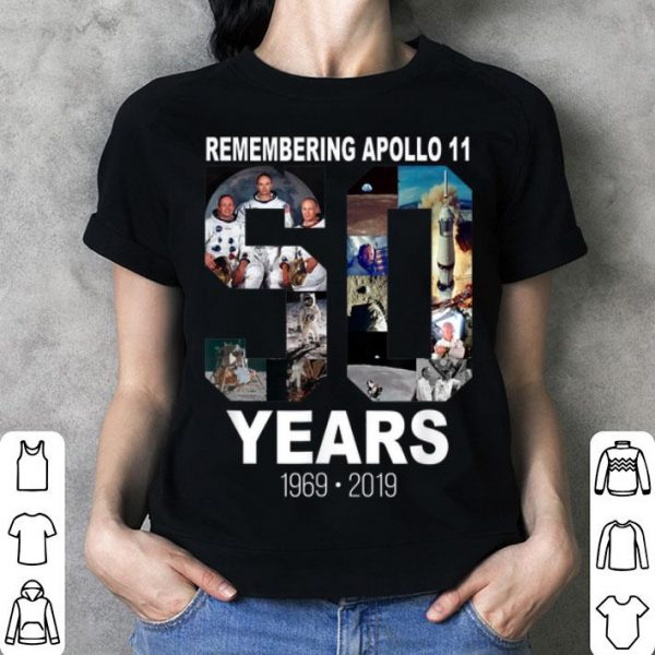 Apollo 11 50th Anniversary Lunar Landing Moon Walk Mission shirt