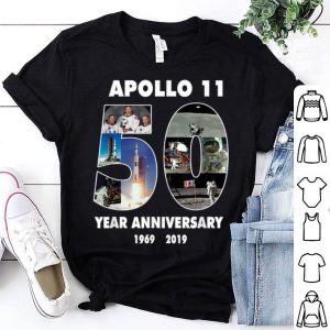 Apollo 11 50th Anniversary Moon Landing in Pictures Space shirt