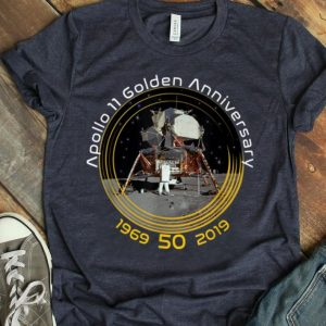 Apollo 11 50th Anniversary Moon Landing shirt