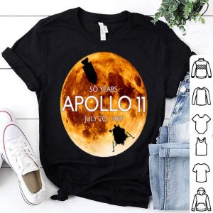 Apollo 11 50th Anniversary shirt