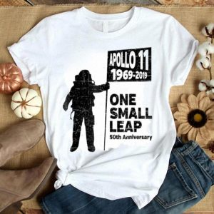 Apollo 11 First Step On The Moon 50th Anniversary NASA Astronaut On Moon shirt