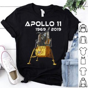 Apollo 11 Lunar Lander Moon Landing 1969 shirt
