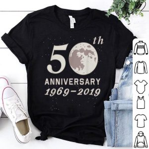 Apollo 11 Moon Landing 50th Anniversary 1St Step On The Moon shirt